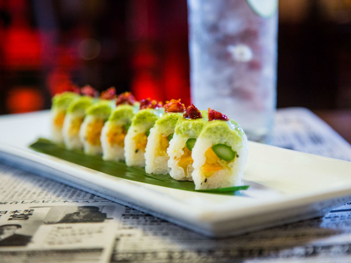 Sushi Restaurant With Vegas Vibe Rolls Into Uptown Dallas