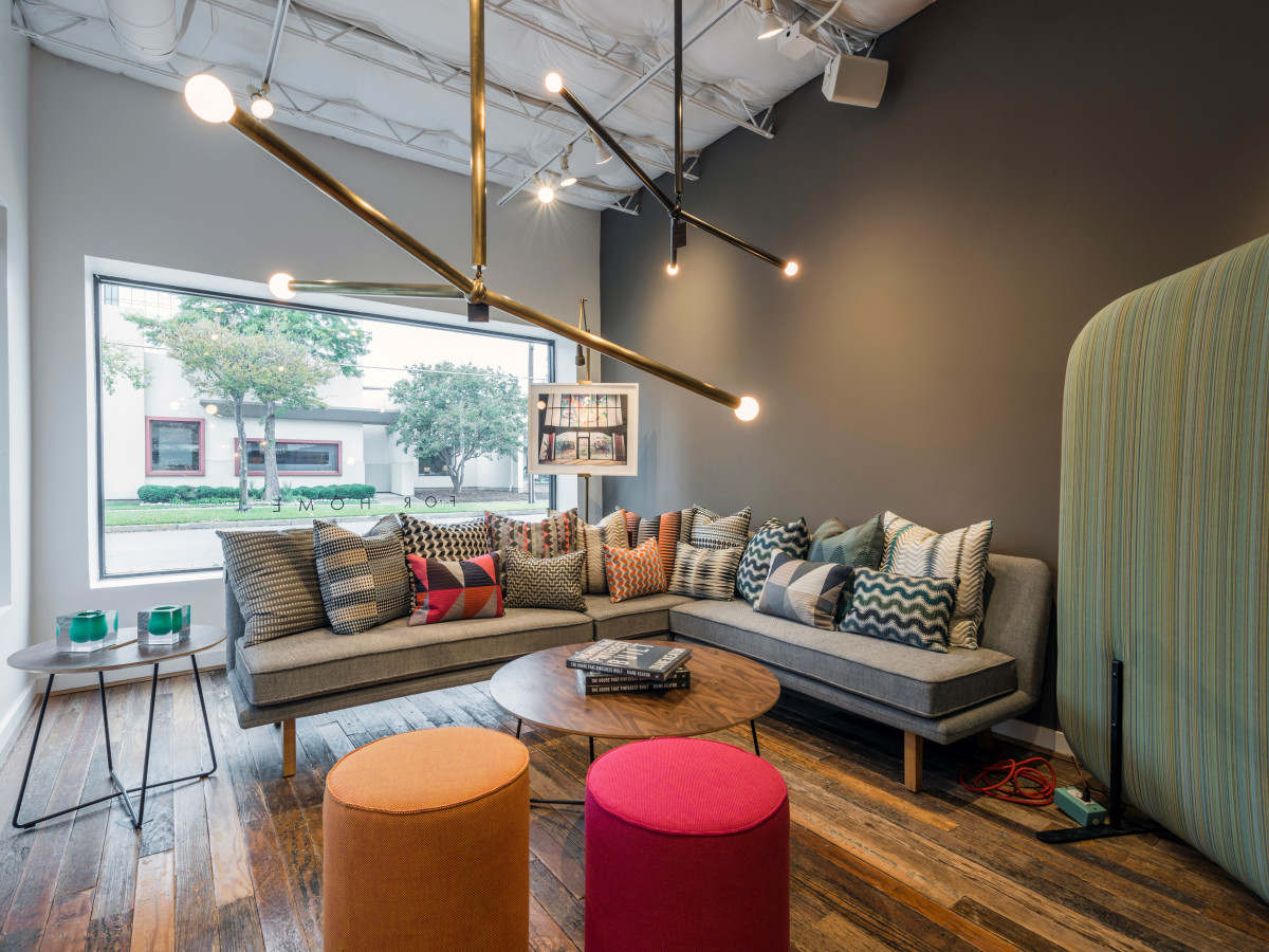Forty Five Ten Closes Home Store On Dallas Mckinney Ave With Big