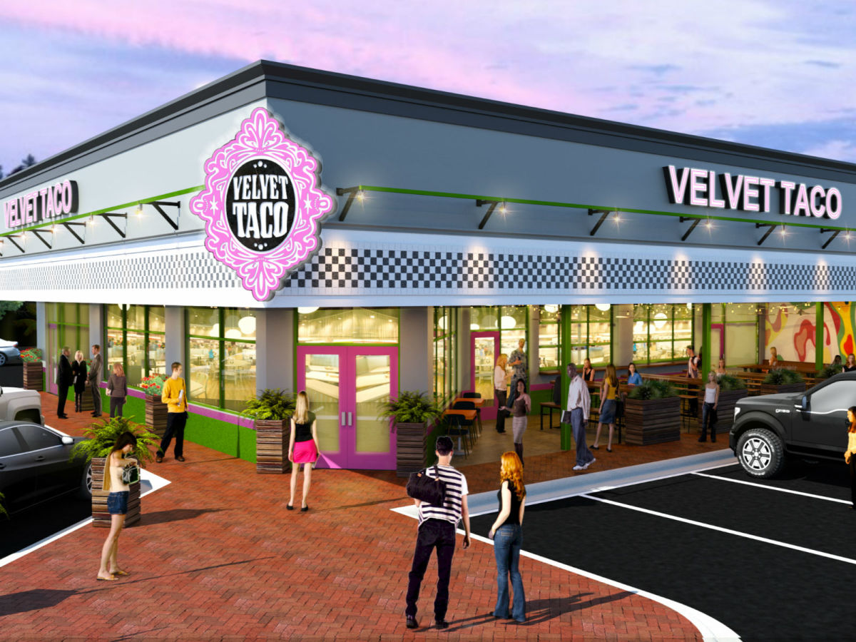 Velvet Taco claims North Dallas corner in gourmet taco
