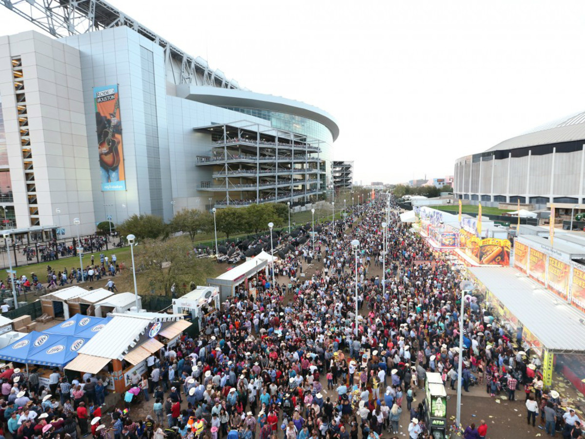 The Complete Guide To Rodeohouston Parking And