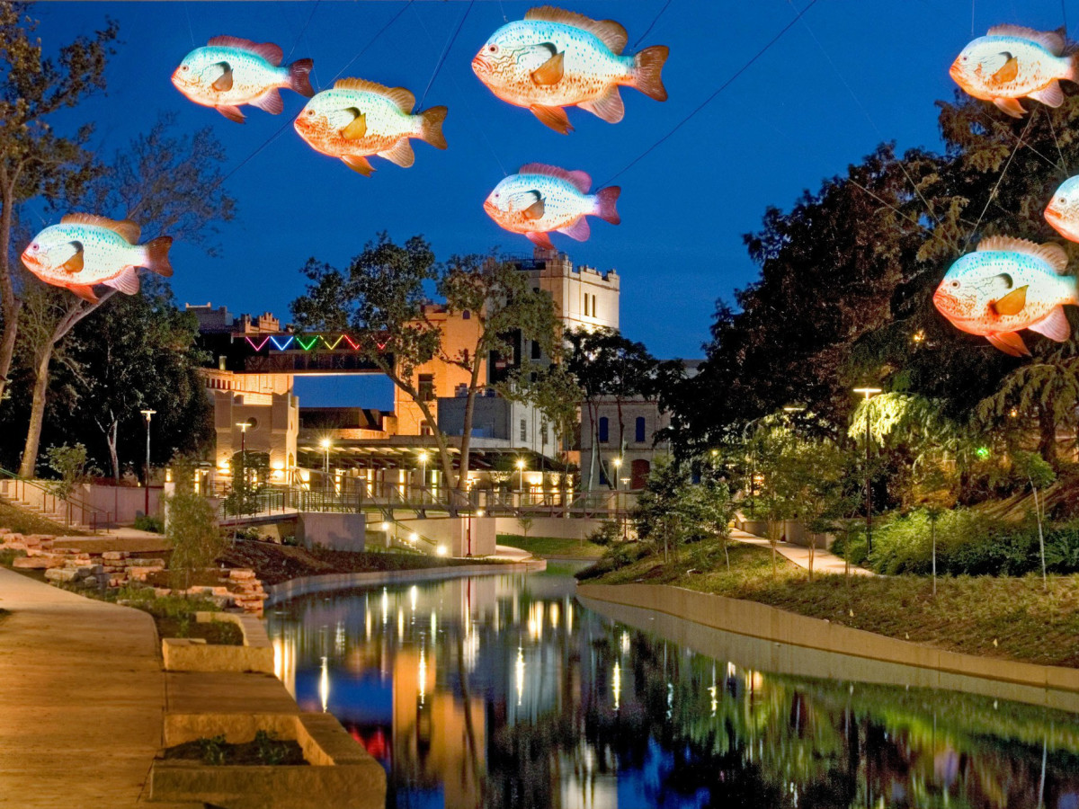 Celebrate San Antonio all year long at these 300th