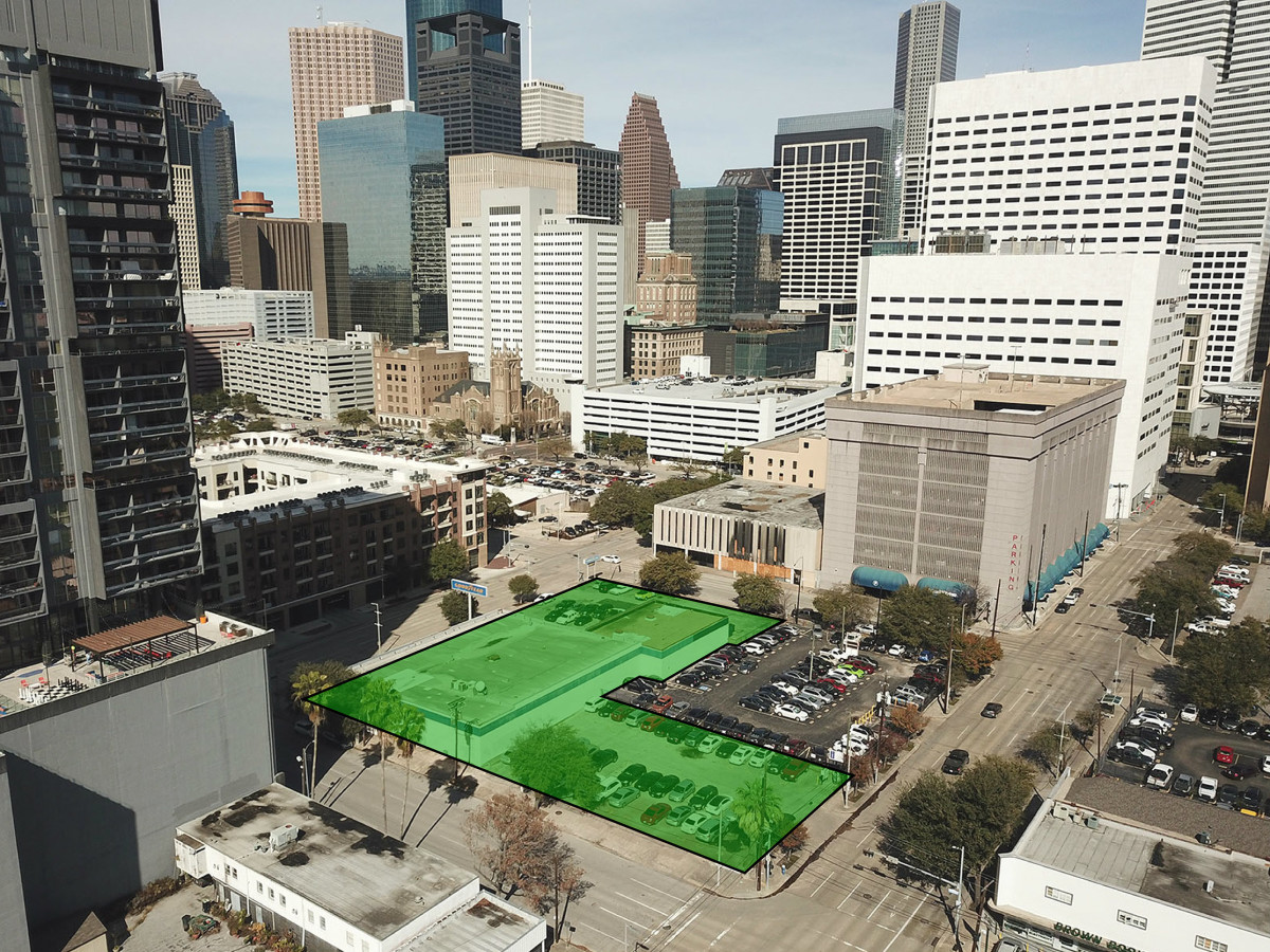 New urban park gets green light to blossom in downtown ...