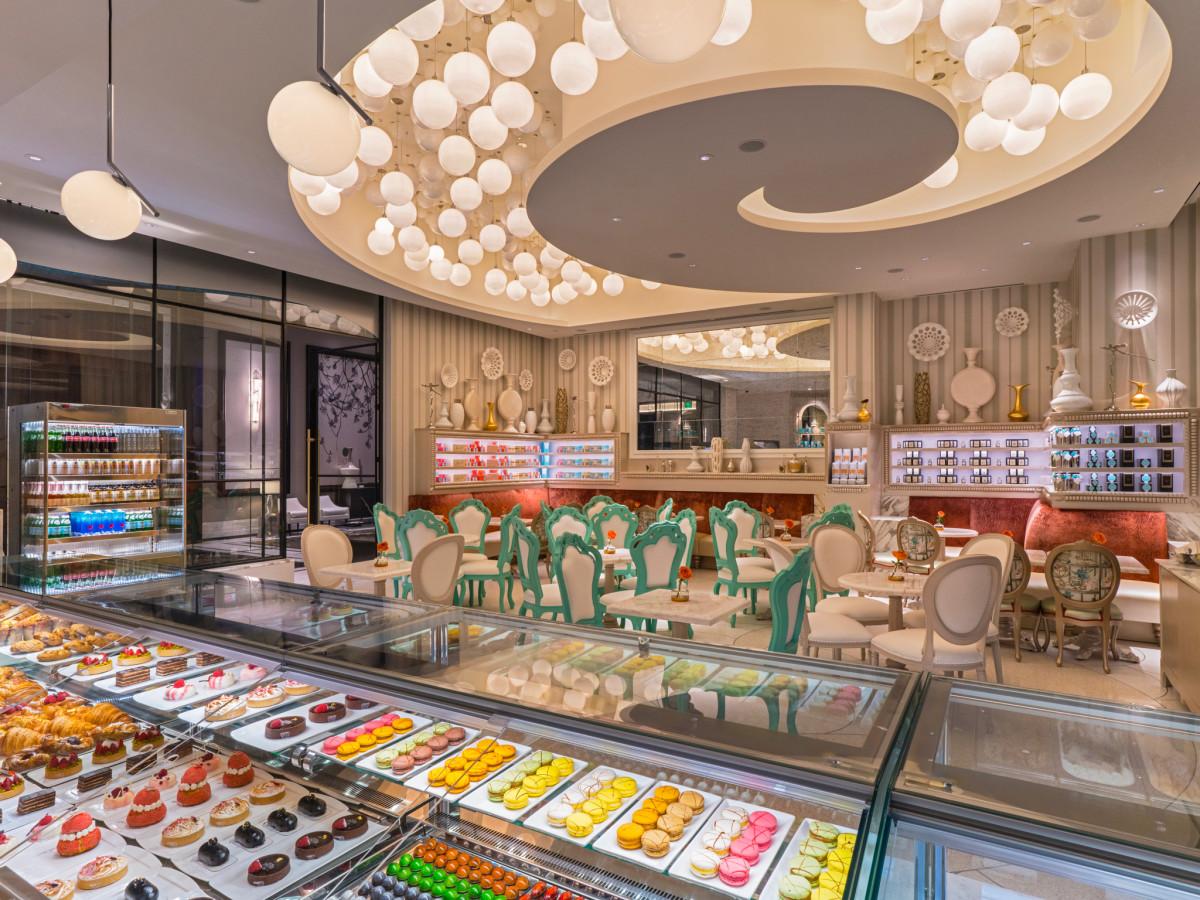 Post Oak Houston >> Inside 4 Luxe Restaurants At Tilman Fertitta S Brand New Houston