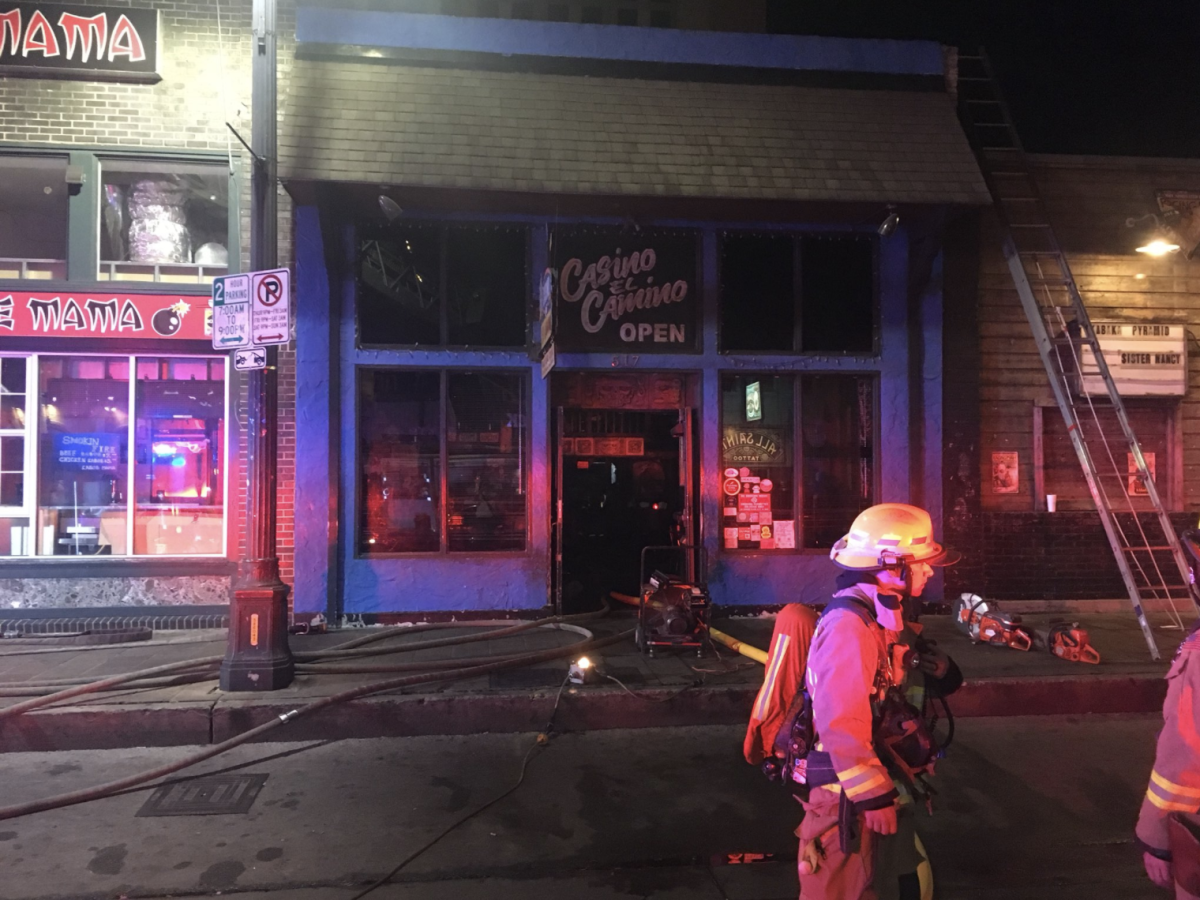 Iconic Sixth Street bar suffers fire at last call, closes