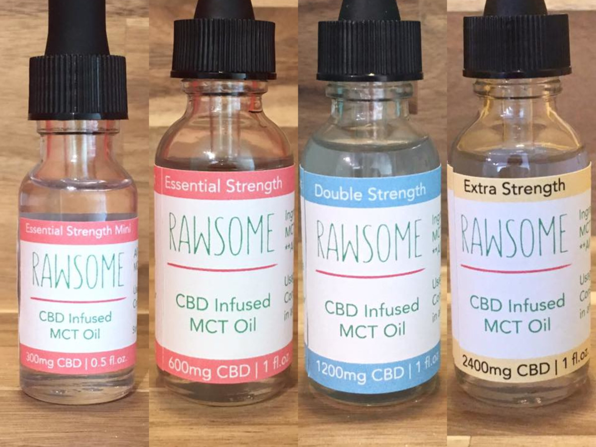 Austin's first-ever CBD cannabis oil shop rolls into town