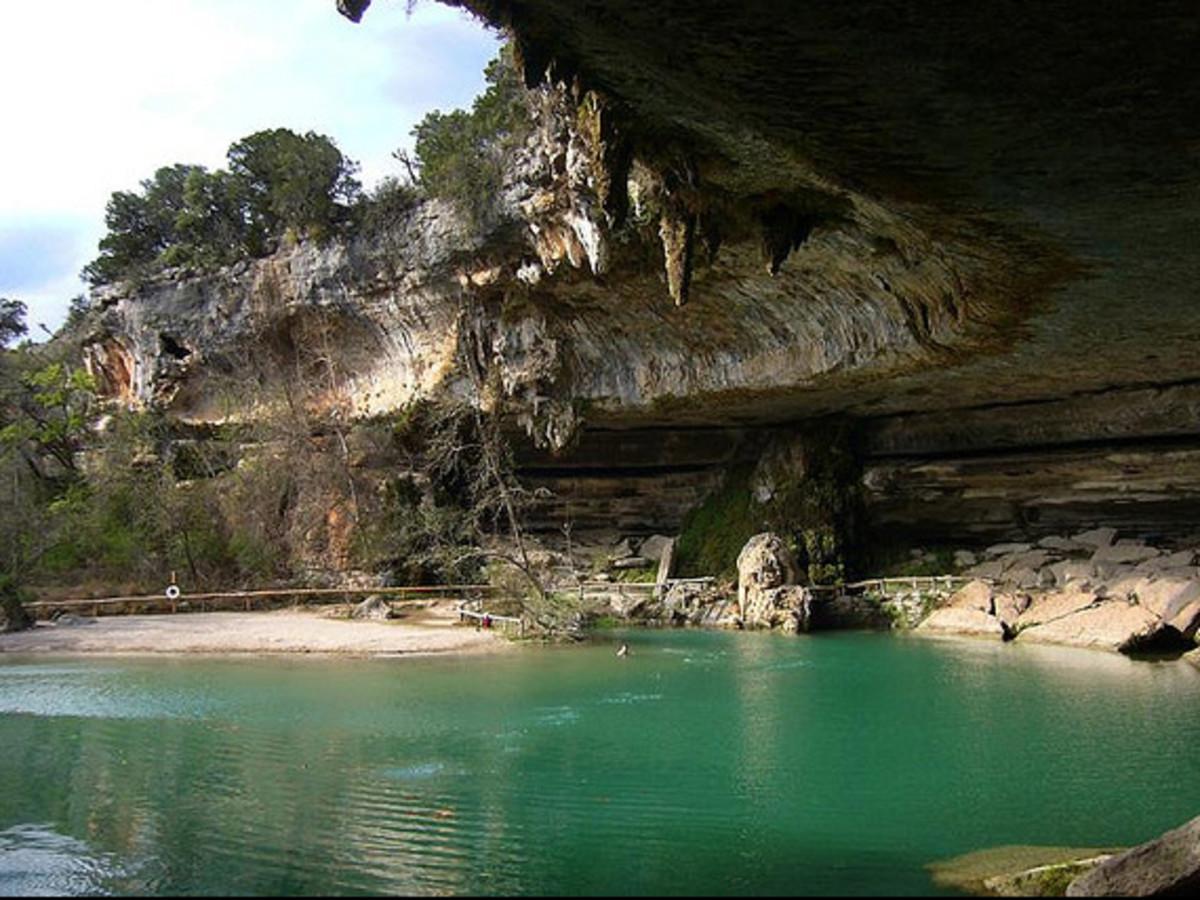 Hamilton Pool: Hidden swimming holes in Texas - CultureMap ...