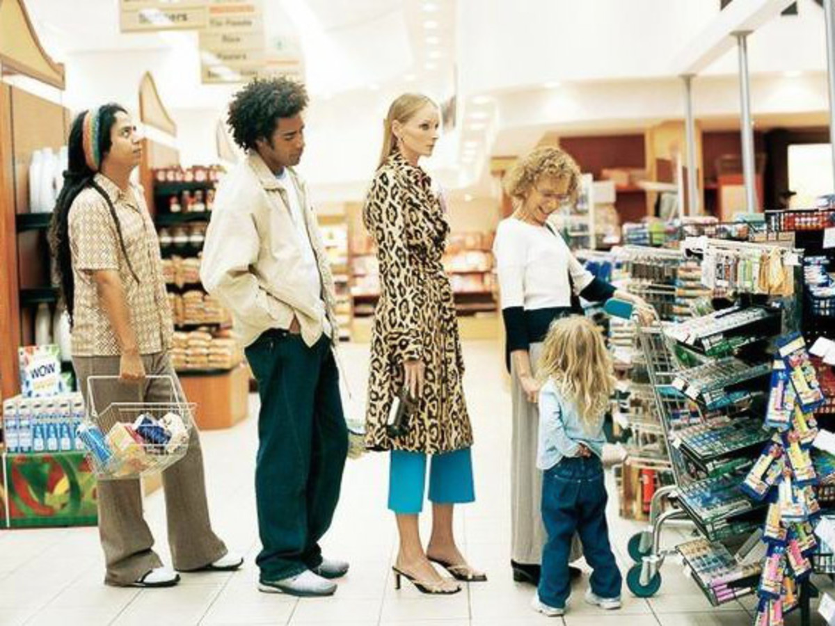 A personable future: Disco Kroger gets rid of self checkout