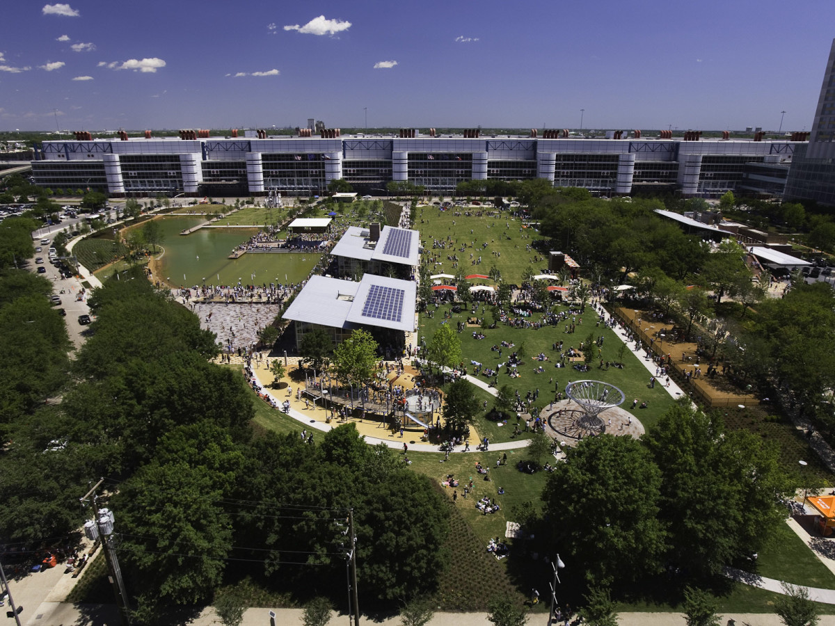 Discovery Green - CultureMap Houston