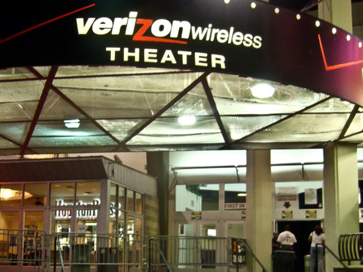 The Curious Name Change Of Verizon Wireless Theater It S