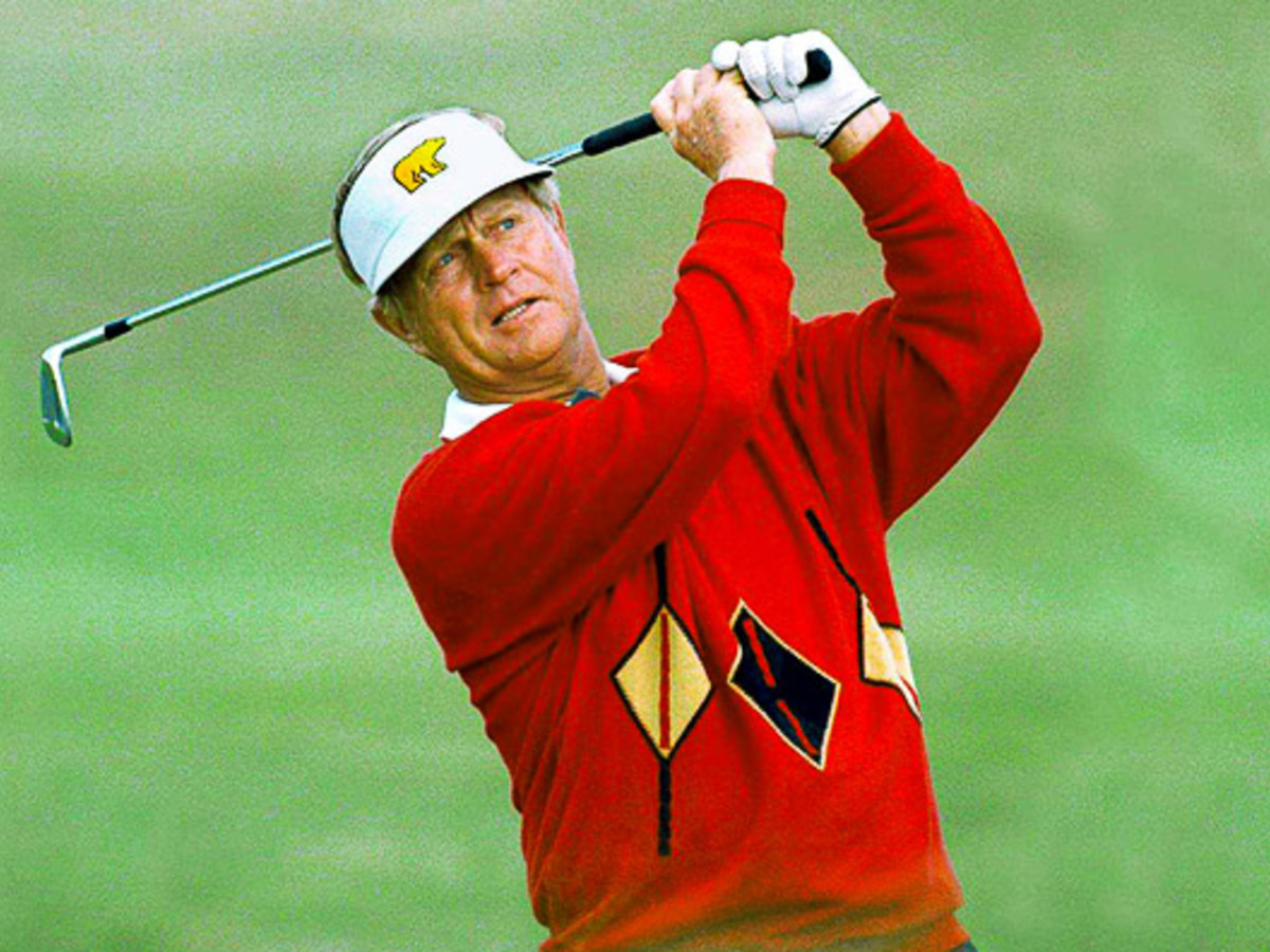 Hello my name is Jack: Nicklaus opens up on grandkids ...