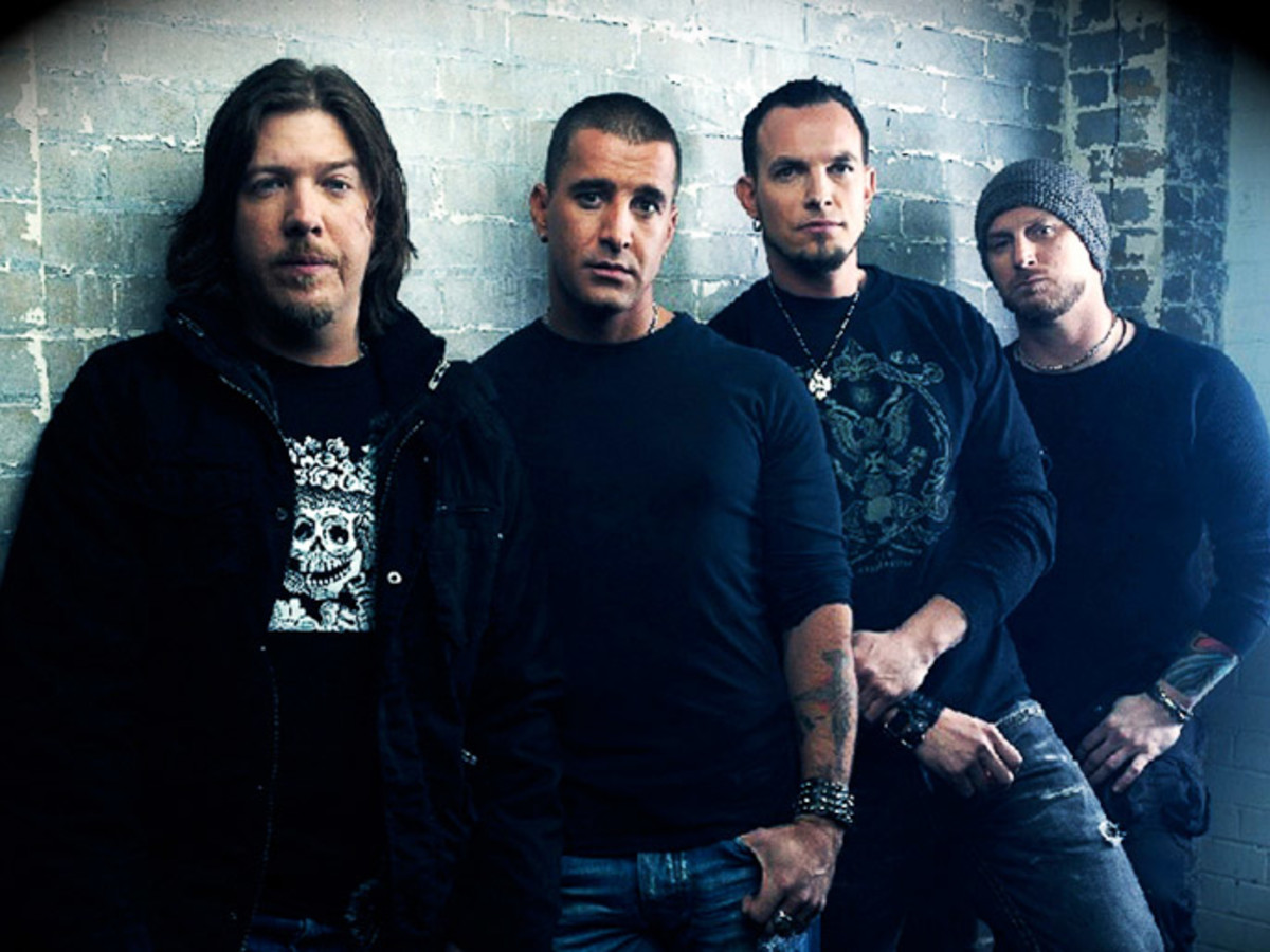Creed reduced to a phoned-in sideshow: Alter Bridge is the band ...