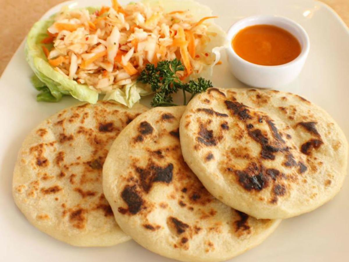 Salvadoreno Latin Cuisine warms up Dallas-Fort Worth ...Salvadoran Pupusas On Indian School