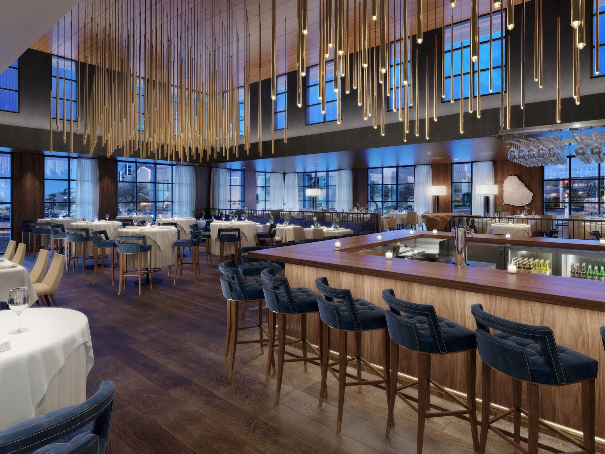 Steak 48 owner serves up smoking new seafood concept for Houston