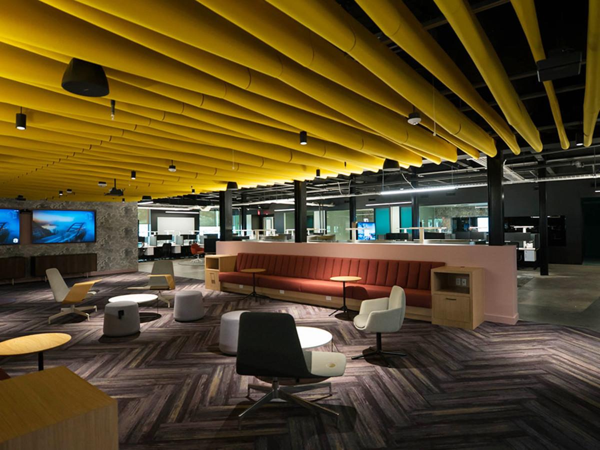 Tech Company Unlocks Massive Headquarters In Austin S New Uptown