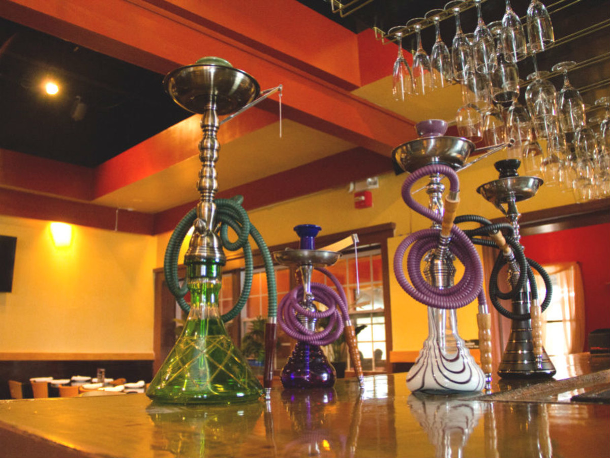 Addison Restaurant And Hookah Lounge Fuses Eastern And