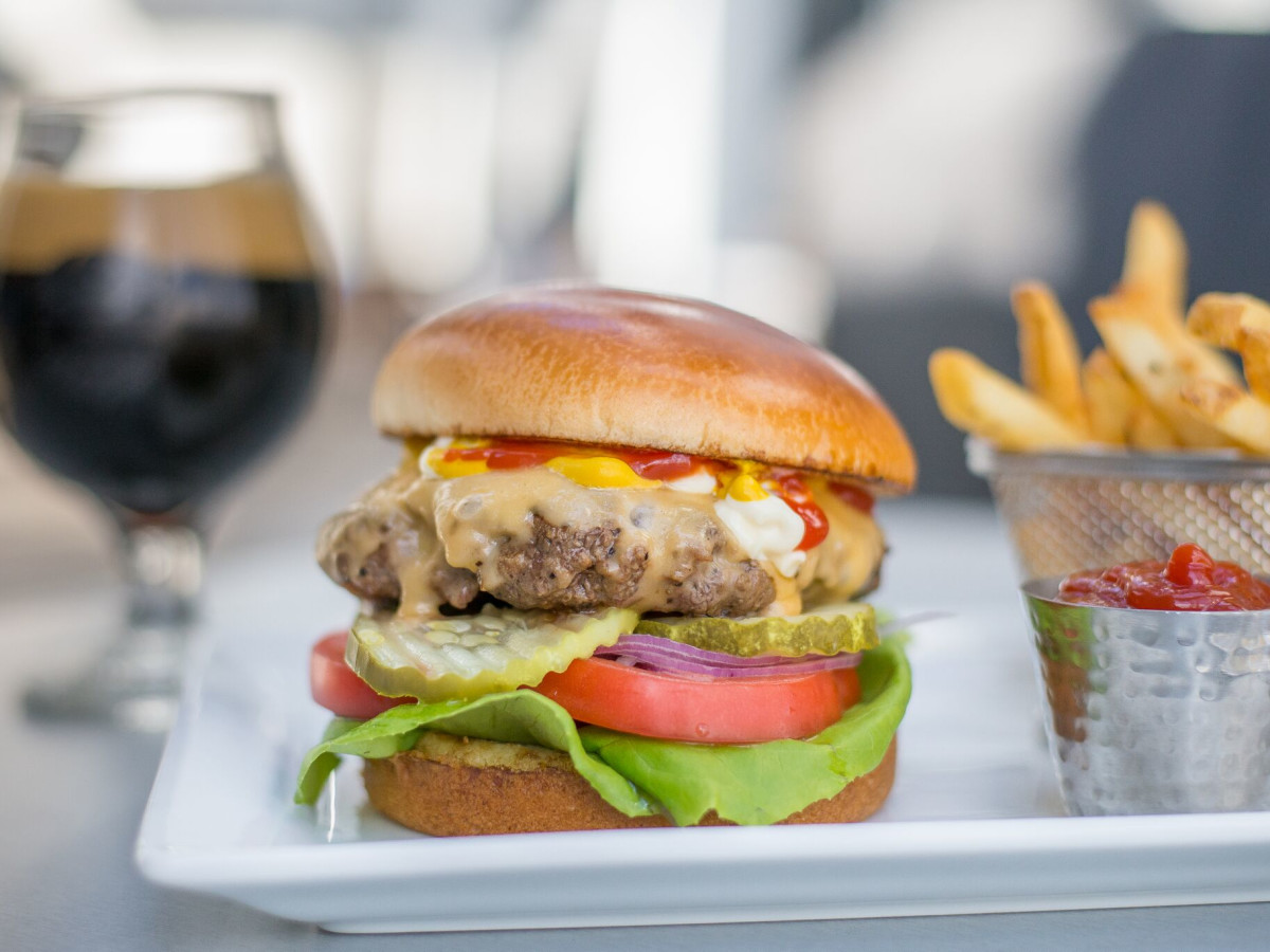 Burger Joint And Speakeasy Check In At Historic New