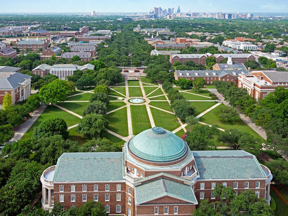 Universities In Dallas Texas >> Smu Scores Spot Among America S Best Colleges In Revered