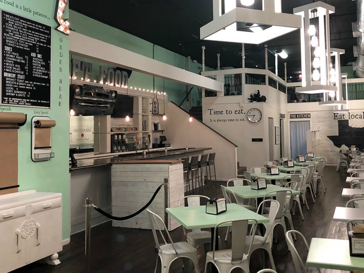 Farm To Table Eatery Blooms In Georgetown S Charming Town