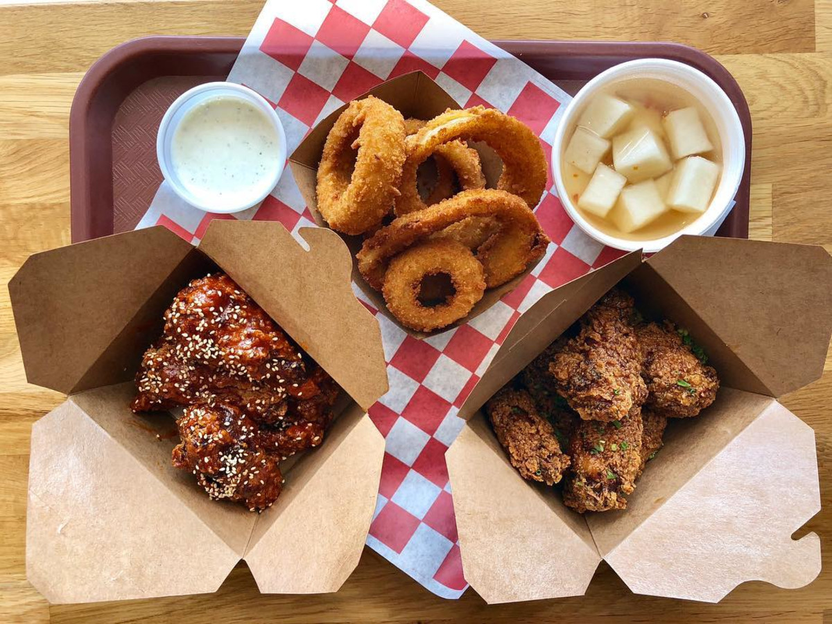 Korean fried chicken restaurant kicks into Austin and more food news
