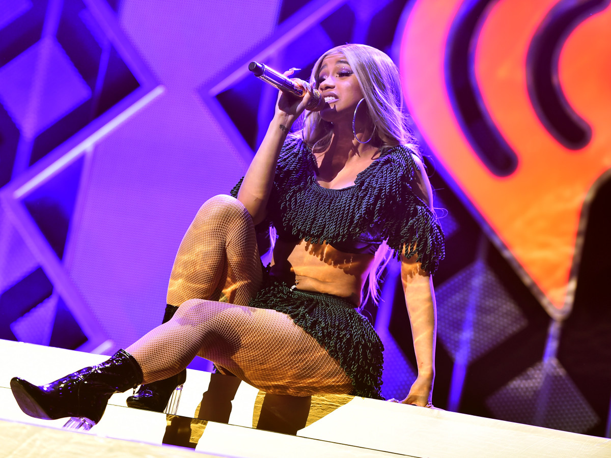 Cardi B Singing: RodeoHouston Won't Say If Leaked Music Lineup Is Real Or