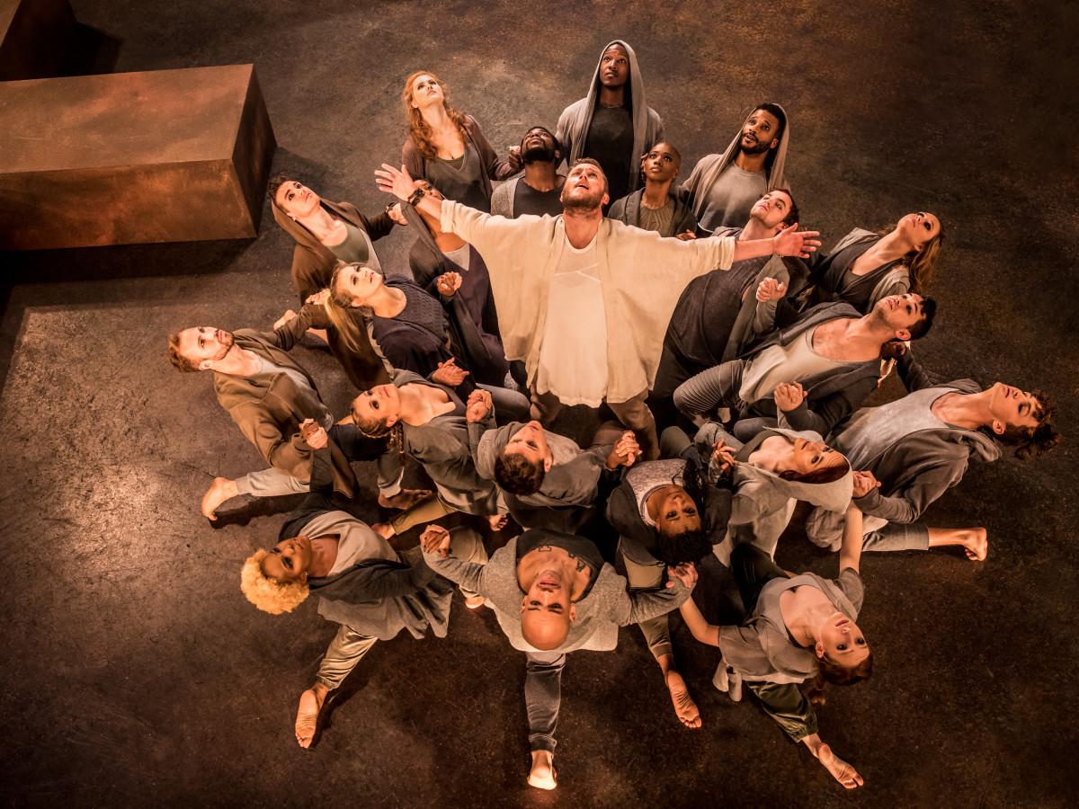 Austin Premieres 50th Anniversary Tour Of Jesus Christ Superstar