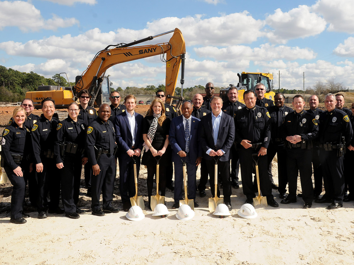 Fertitta backs the blue with state-of-the-art police