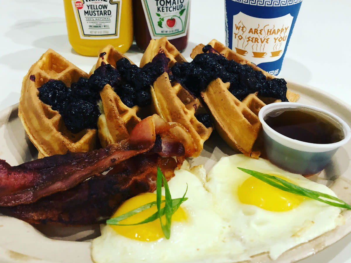 New Downtown Dallas Restaurant Hits Up The Breakfast All Day