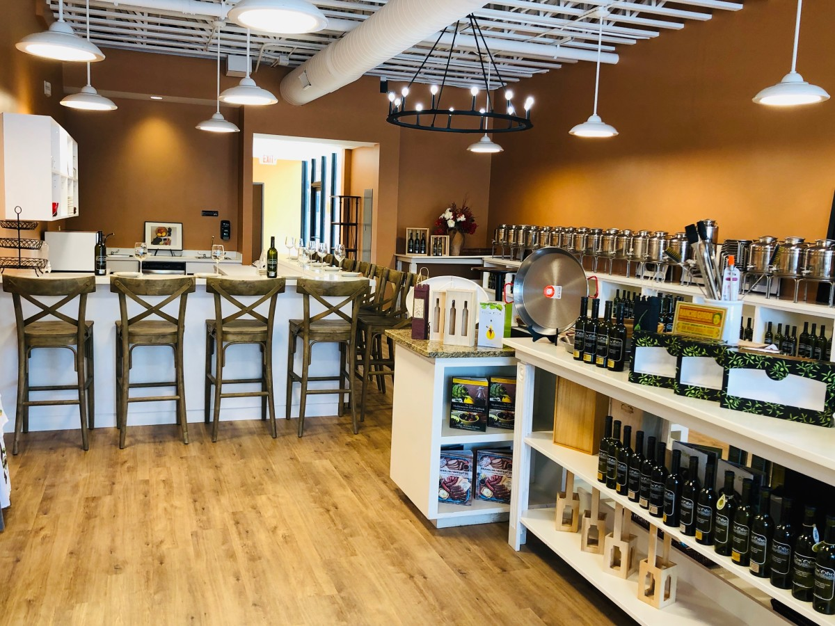 Austin's premier olive oil purveyor uncorks new flagship