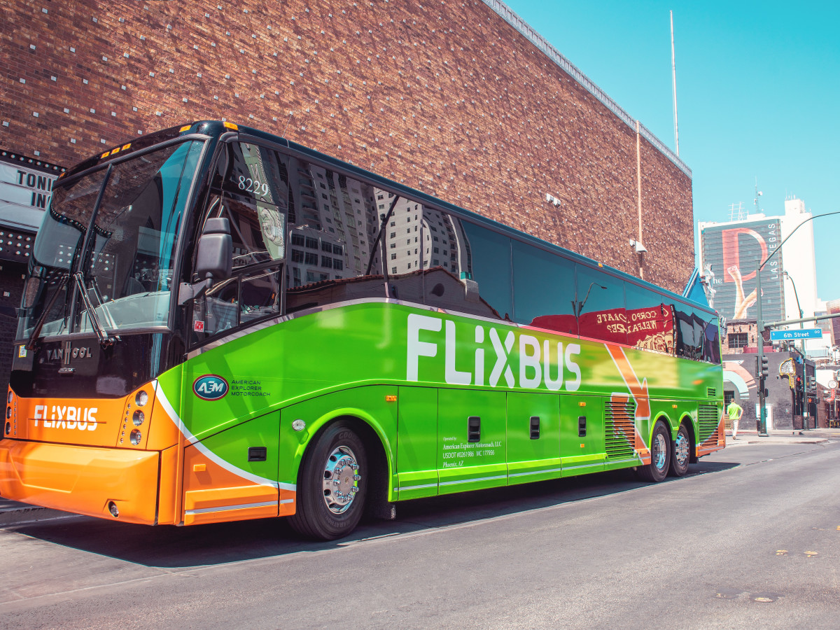 Green Bus Service Rolls Out 0 99 Fares From Houston To Texas Cities Culturemap Houston