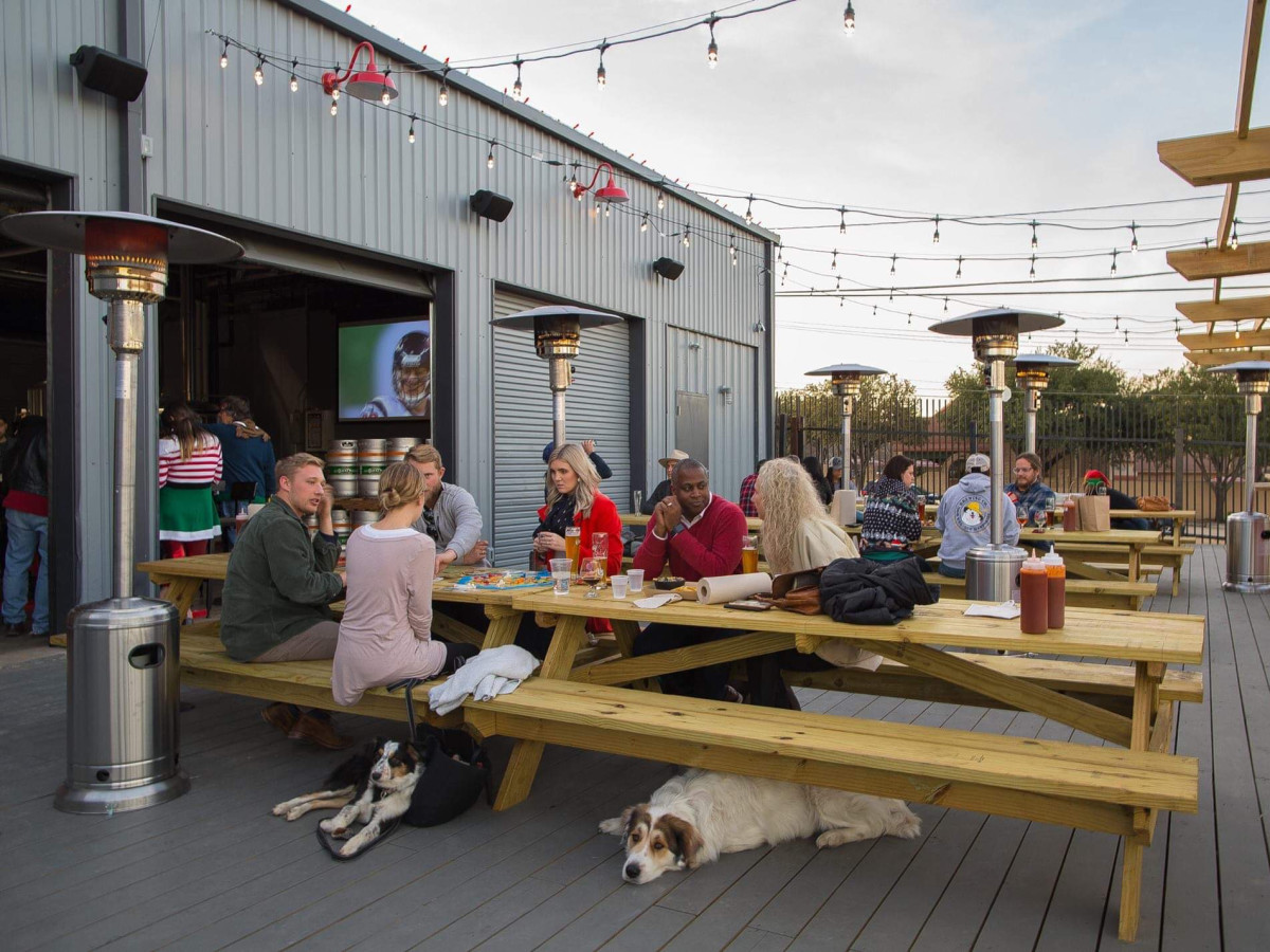 Where To Drink In Fort Worth 5 Hottest New Patios To Sip Outdoors