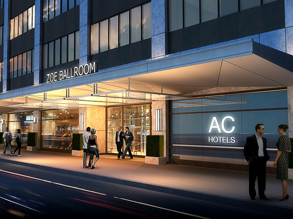 ac hotel houston downtown
