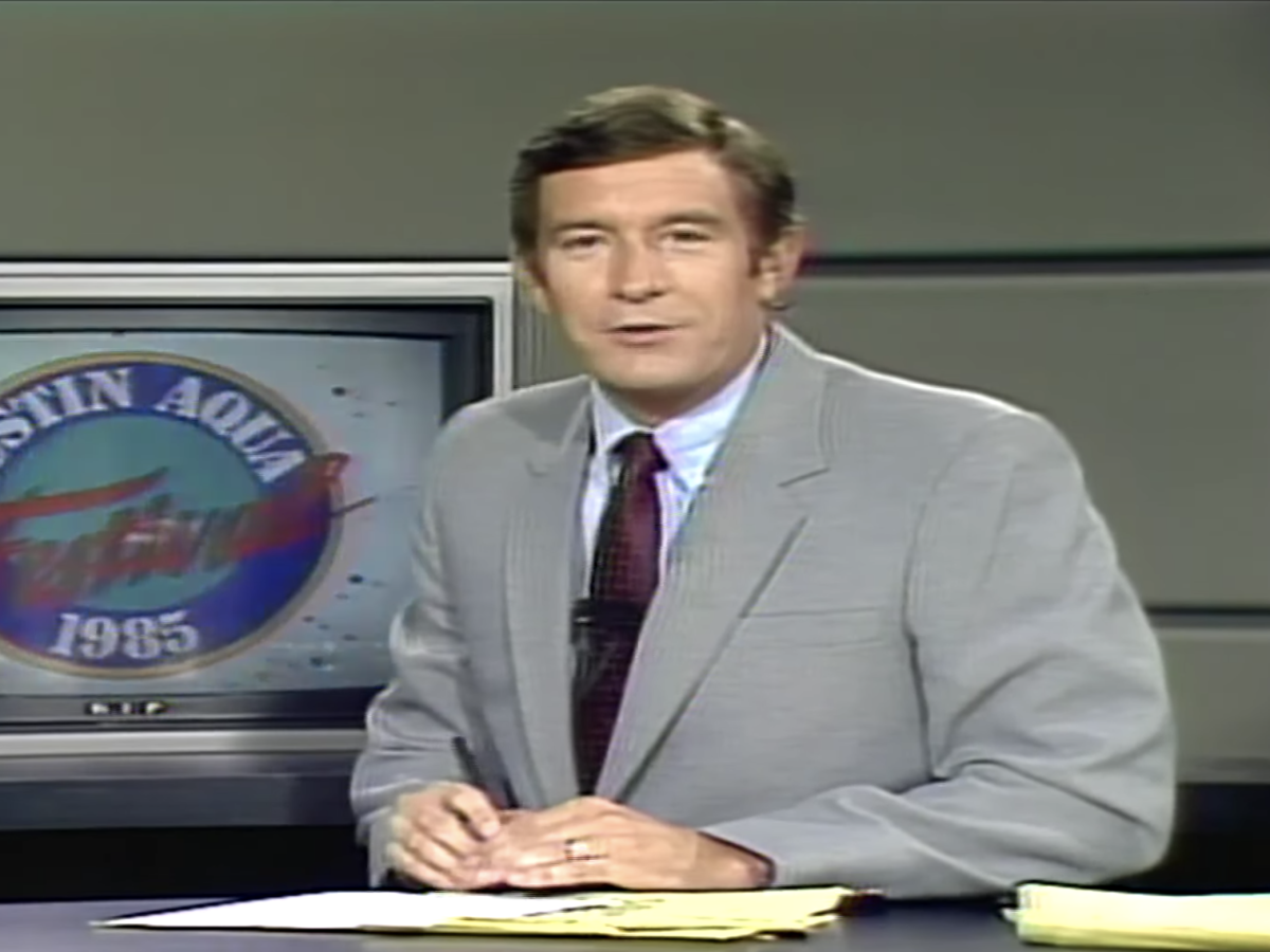 One of Austin's best-known news anchors dies after brief