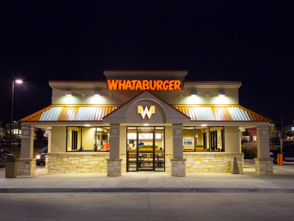 Whataburger exterior