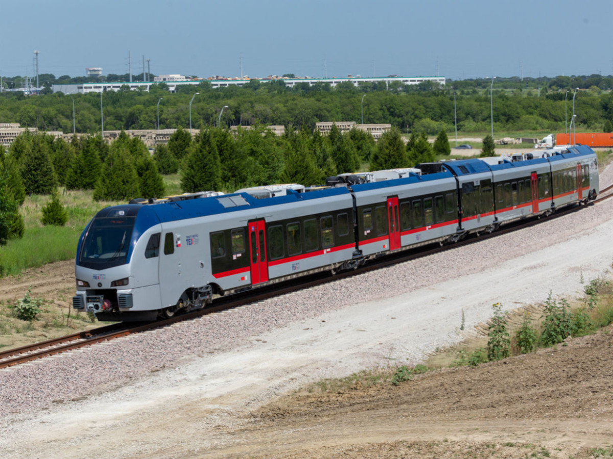 Trinity Metro ramps up TEXRail trains between Fort Worth and