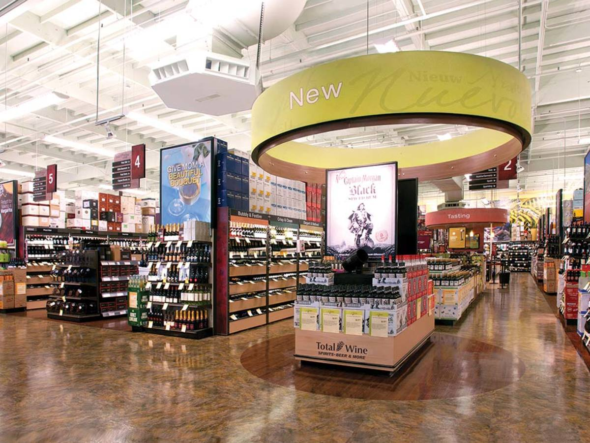 Total Wine More Expands Dallas Presence With Two New Locations Culturemap Dallas