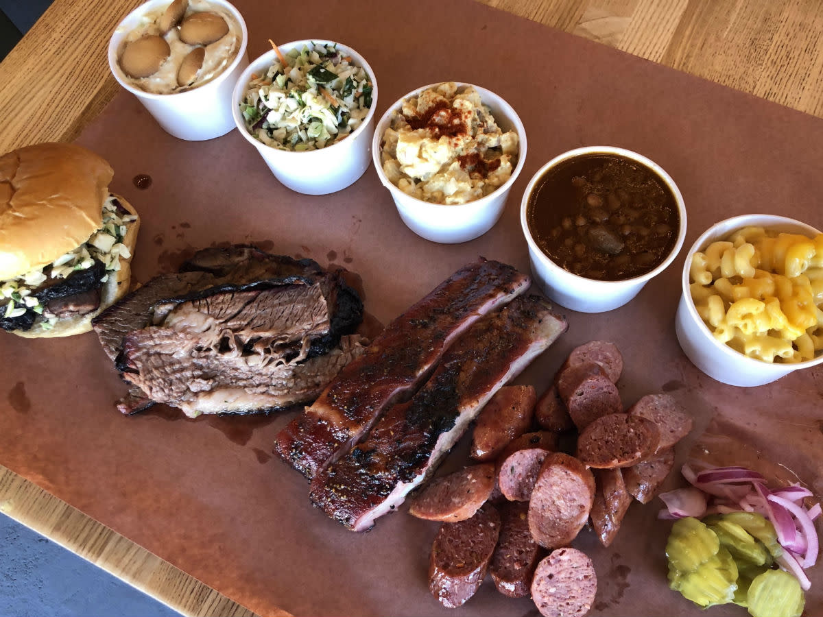 New barbecue restaurant opens in North Dallas with wild ...