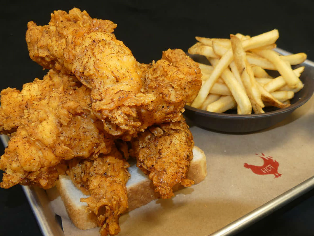 Fort Worth S Chicken Craze Finds Solace At New Tenders