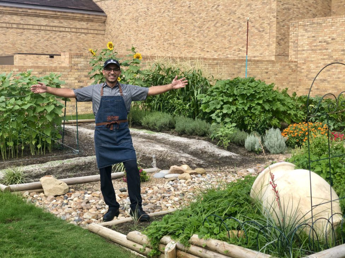 These Farm To Table Dallas Restaurants Are Growing Their Own