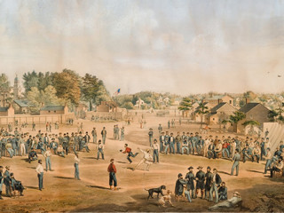 How Baseball Began and Expanded During the Civil War