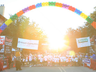 30th annual Oktoberfest Run for the Children