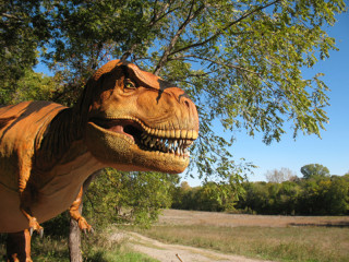 The Heard Museum Presents Dinosaurs Live
