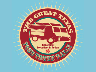The Great Texas Food Truck Rally benefiting Executives In Action