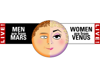Men Are From Mars – Women Are From Venus Live