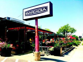 Barcadia bar in Dallas