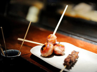 Teppo yakitori and sushi bar