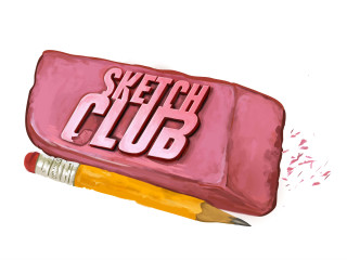 Sketch Club presents Life drawing, Photography, Day Drinking