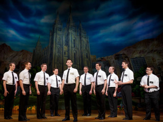 AT&T Performing Arts Center presents The Book of Mormon
