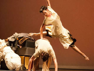 CORE Performance Company presents Dance Israel