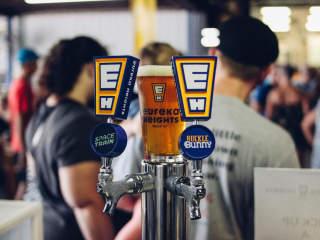 Eureka Heights Brewery Interior