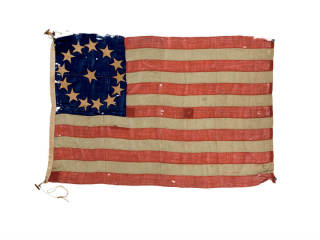 Bullock Texas State History Museum presents American Flags